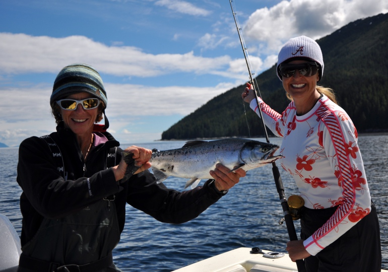 Alaska Adventure Fishing Lodge - Sitka