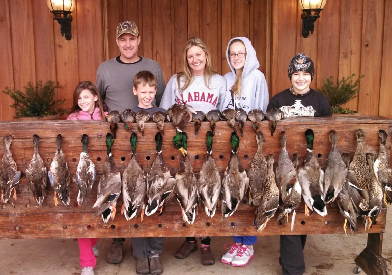 Arkansas Duck Hunt – Stuttgart