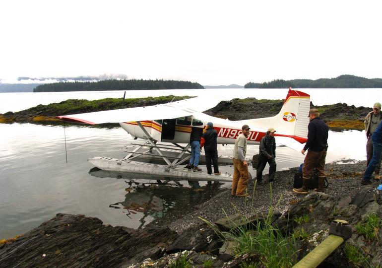 Alaska Wilderness Fishing - Sitka