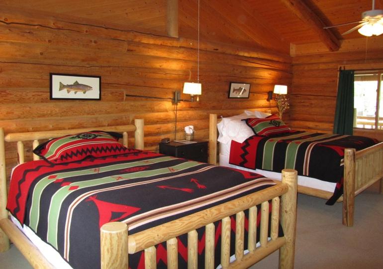Montana Luxury Fly Fishing Lodge - Yellowstone
