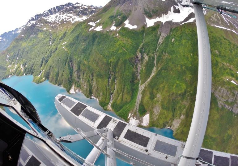 Alaska Luxury Fly-Out Fishing Lodge