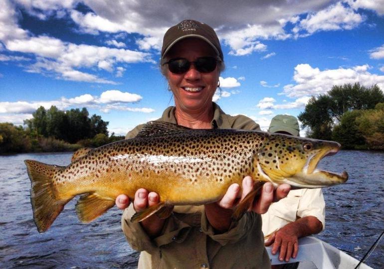 Idaho Fishing Lodge - Family Expeditions - Ashton