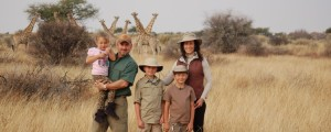 Namibia Luxury Hunting Safari - Hunters Namibia Safaris