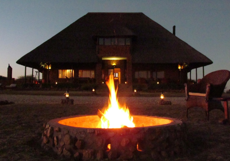 Namibia Hunting Safari – Lake Lodge