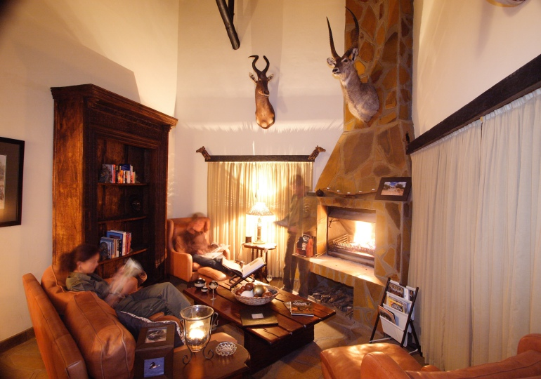 Namibia Hunting Safari - Lake Lodge