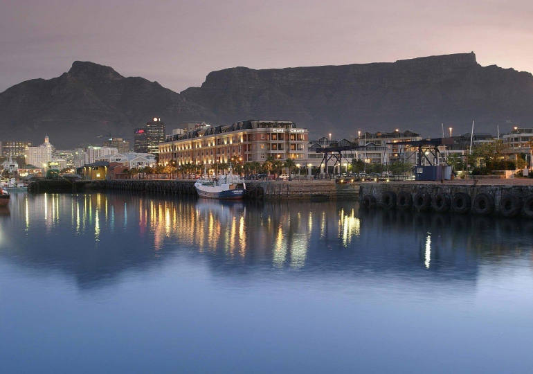 Cape Town Luxury Safari