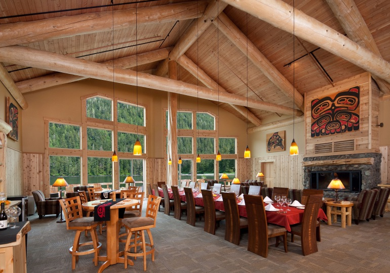Alaska Luxury Fishing Lodge - Ketchikan