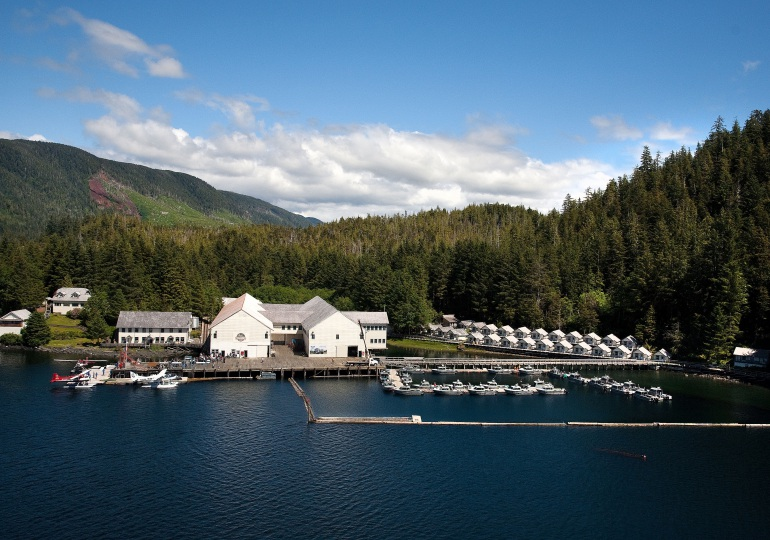 Alaska Fishing Resort - Ketchikan