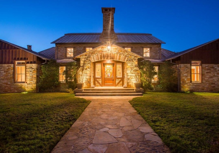 Texas Luxury Hunting Lodge – Brownwood