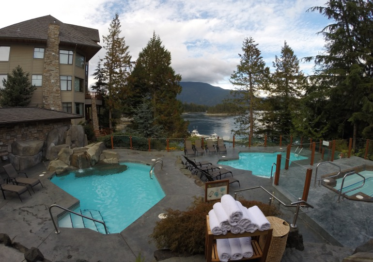 British Columbia Luxury Fishing Resort & Eco Tourism