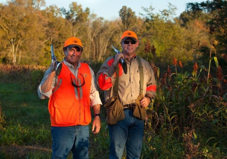 Alabama Luxury Quail Hunt - Guntersville