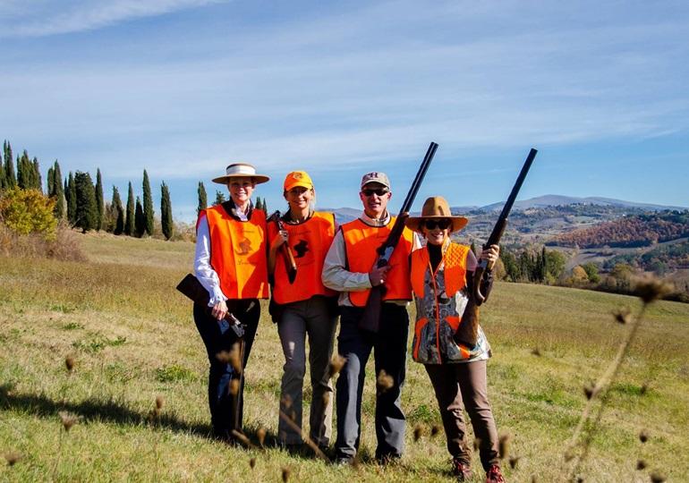 Italy Luxury Hunting - Beretta Experience
