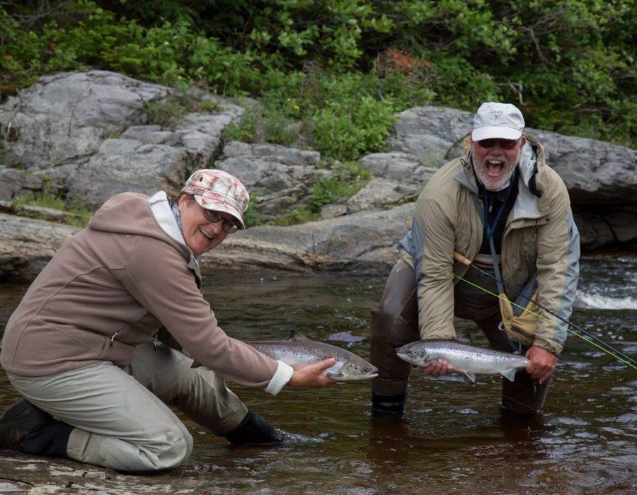 Newfoundland Fishing Lodge