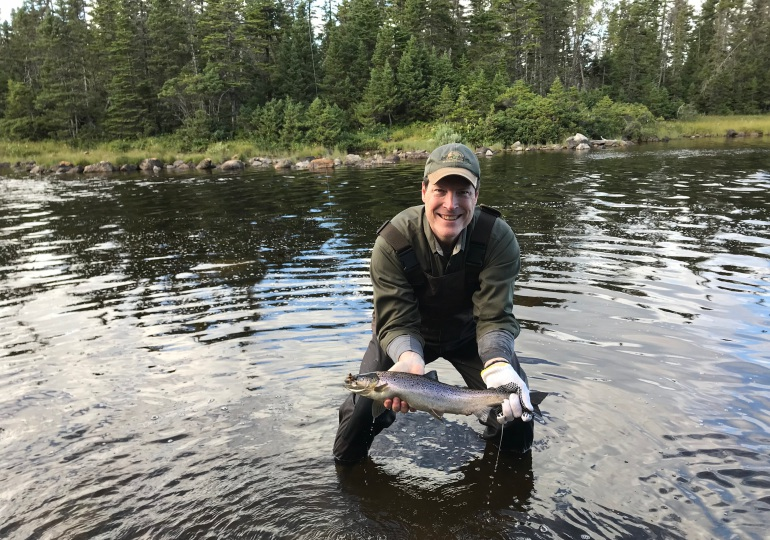 Newfoundland Fishing