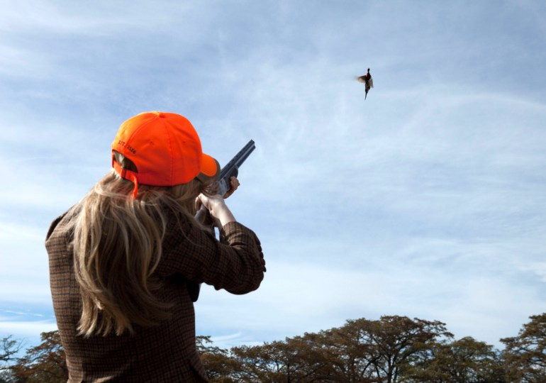 Texas Wingshooting & Driven Hunting