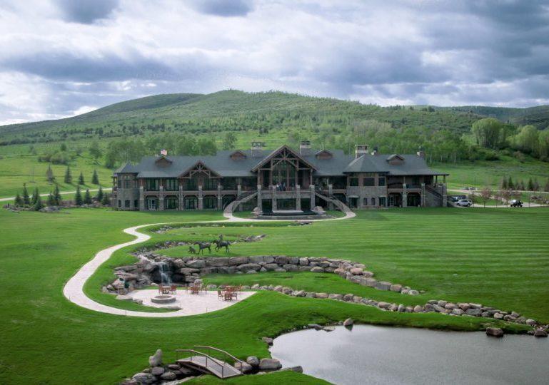 Colorado Luxury Fishing Lodge