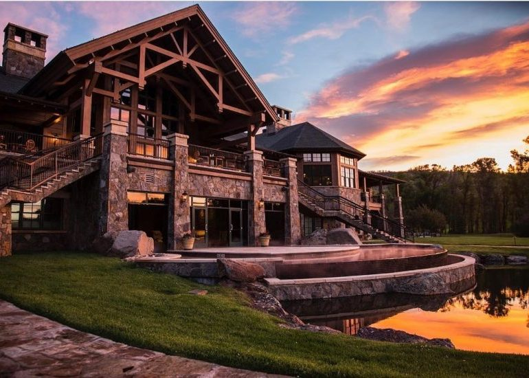 Colorado Luxury Fishing Resort